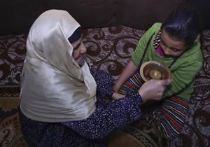 """""""طاسة الخَضة"""" طريقة أهل الريف لعلاج الاضطرابات والقلق.. (فيديو)"""