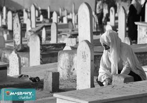 """""""الأزهر للفتوى"""":  يجوز للنساء زيارة القبور بلا كراهة"""