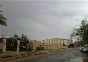 رياح شديدة وأمطار خفيفة بمدينة طور سيناء