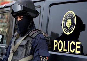 مقتل 4 عناصر إجرامية بطريق العين السخنة في تبادل لإطلاق النار مع الأمن