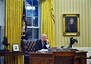 قبيل اجتماع بيونج يانج.. رئيس كوريا الجنوبية يتحدث هاتفيا مع ترامب