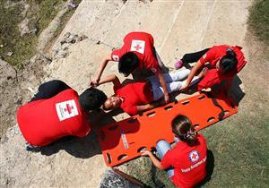 الإسعافات الأولية لإنقاذ مصابين الحوادث