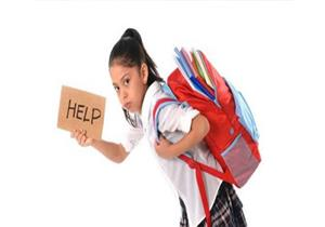 لتجنب إصابة ابنك بآلام الظهر.. إليك أهم النصائح عند حمله للحقيبة المدرسية