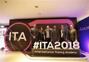 107 محاضرة بـITA لشرح أحدث التقنيات الحديثة في جراحات التجميل والجلدية