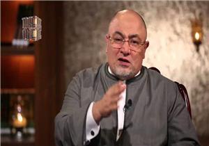 """بالفيديو.. خالد الجندي: """"الإنسان الملوّث عنده استعداد يشك في النبي"""""""