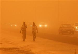 الأرصاد تحذر: عاصفة على القاهرة خلال ساعة وسرعتها 40 كم