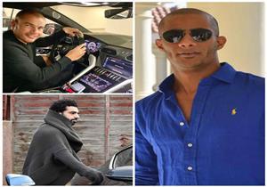 بعد عمرو دياب ومحمد صلاح.. رمضان ينشر فيديو لسياراته ويعلق