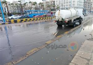 الإسكندرية تعاني.. تعرف على خسائر أسوأ عاصفة في شتاء 2019 (صور)