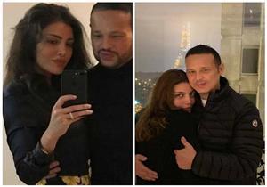بعد أنباء ارتباطهما.. الصور الأولى لريهام حجاج وطليق ياسمين عبدالعزيز