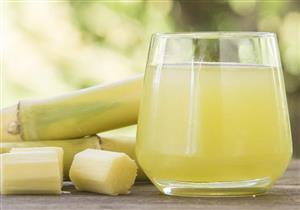 هل يخلصك عصير القصب من حصوات الكلى؟