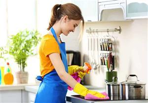 المطبخ أخطر من المرحاض.. تعرفِ على بؤر الجراثيم داخل منزلك