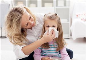 قبل دخول الشتاء.. احمي طفلك من التهاب الجيوب الأنفية بهذه الطرق