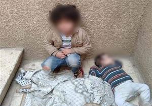 """بعد ضبط والدتهما.. النيابة تستدعي جارة """"طفلي بئر السلم"""" في طنطا"""