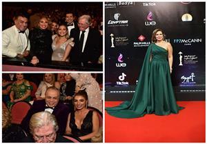 80 صورة من حفل افتتاح مهرجان القاهرة السينمائي