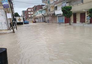 رب ضارة نافعة.. كيف حملت الأمطار الخير إلى 7 مناطق بالإسكندرية؟ (صور وأرقام)