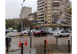 خريطة سقوط الأمطار غدًا: متوسطة على القاهرة.. وسيول في سيناء
