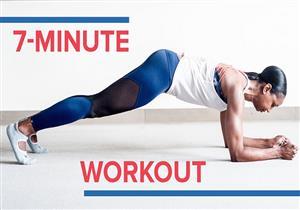 """مفيدة لصحة القلب وإنقاص الوزن.. إليك تمارين الـ """"7دقائق"""" (صور)"""