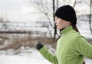 ممارسة الرياضة في البرد القارص يضر الصحة