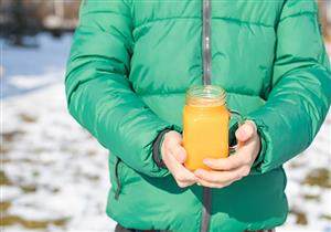 في موسم الشتاء.. 5 عصائر طبيعية تقوي مناعتك (صور)