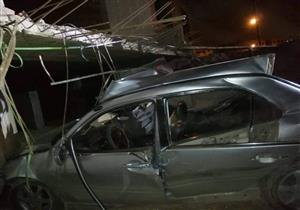 """ضحاياه 6 من أسرة واحدة.. مصدر يروي تفاصيل حادث """"صنية النافورة"""" المروع (صور)"""