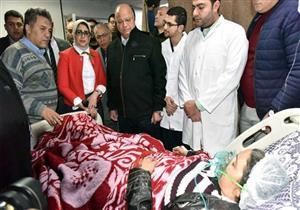 """ننشر التقرير الطبي لـ""""حلاوتهم"""" المصابة بحادث الدرب الأحمر الإرهابي"""