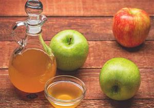 خل التفاح يقضي على الكرش في أسبوع.. إليك التوقيت الأمثل لتناوله