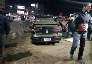 """""""مخمور يتخطى الطريق بسيارته"""".. ويقتل ويصيب 5 أشخاص بالإسكندرية"""