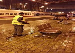 30 صورة ترصد ماذا فعل كامل الوزير في السكة الحديد؟