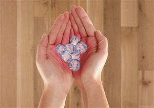 يهددك بمضاعفات خطيرة..احذر استخدام الثلج في علاج الحروق