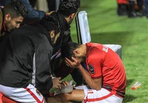 """جسد الأهلي تحت أشعة """"الكونسلتو"""".. نستعرض إصابات 14 لاعبًا (فيديو)"""