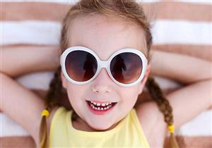 للأمهات.. النظارات المقلدة تهدد طفلك بالعمى