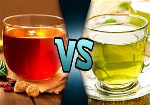 لهذه الأسباب.. الشاي الأخضر أكثر فائدة من الأحمر