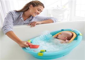 3 مرات أسبوعيا تكفي.. نصائح لحماية الرضع عند الاستحمام