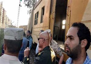 """الأول في عهد كامل الوزير.. قصة حادث قطار كفر الشيخ و""""البوجي"""""""
