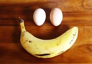 هل تناول الموز مع البيض يهددك بالوفاة؟
