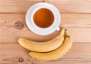 """فوائد رائعة لـ""""شاي الموز"""".. إليك المكونات وطريقة التحضير"""