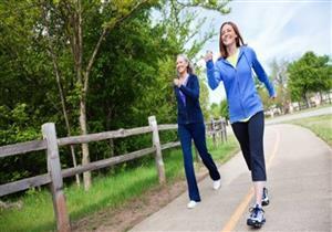 دراسة تؤكد: المشي السريع يحميك من أمراض القلب ويطيل العمر