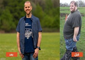 فقد 133 كيلو جرام من وزنه.. كيف فعلها أسمن رجل بالعالم؟