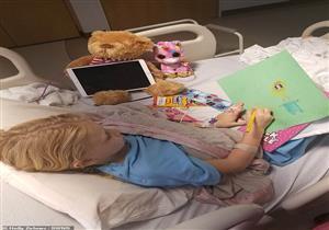 بسبب لدغة بعوضة.. طفلة تصاب بالتهاب دماغي خطير أفقدها الذاكرة (صور)
