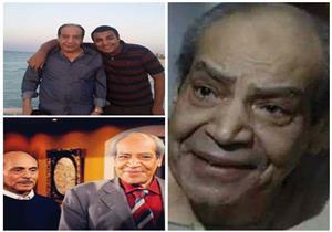 """توفي ونجله بأزمة قلبية.. """"شعبان حسين"""" فنان موهوب لا تنساه """"عائلة ونيس"""""""