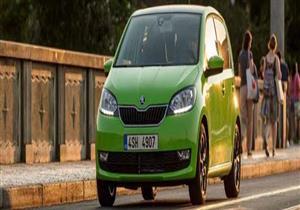 بالصور .. سكودا تنافس السيارات الكهربائية بـ Citigo-E