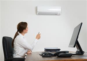 احذر.. مكيف الهواء في المكاتب خطر يهدد صحتك لهذه الأسباب