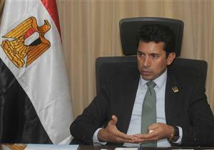 وزير الرياضة يكشف كواليس اجتماعه مع الخطيب ورئيس الزمالك