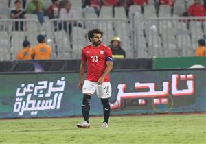 مصراوي يوضح.. لماذا ارتدى صلاح شارة قيادة منتخب مصر أمام غينيا؟