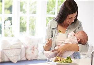 اتبعيه بعد 40 يومًا من الولادة.. دليلِك لفقدان الوزن خلال الرضاعة