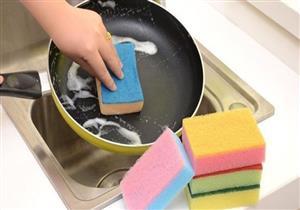 دراسة تؤكد: ميكروبات إسفنجة المطبخ أكثر فعالية من المضادات الحيوية