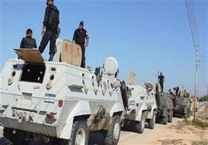 الداخلية: استشهاد 7 شرطيين ومقتل 4 إرهابيين في هجمات بشمال سيناء