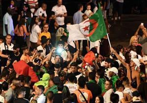 مصرع 4 جزائريين وإصابة 8 في حادث سير أثناء احتفالهم بالفوز على نيجيريا