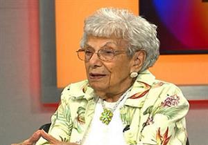 معمرة تتمتع بصحة مثالية رغم بلوغها 104 عام.. إعرف ماذا فعلت؟