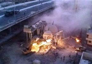 """هدم مسجد """"أبو الإخلاص"""" ونقل ضريحه لميدان المساجد بالإسكندرية"""